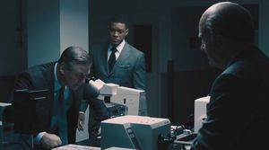 Alec Baldwin, Will Smith and Albert Brooks in