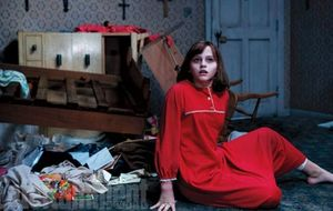 First look image for The Conjuring 2