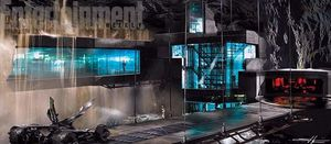 New image from Batman v Superman shows off the Batcave