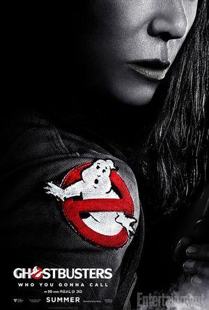 Ghostbusters Poster - Erin Gilbert (Kristen Wiig)
