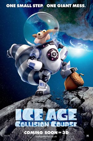 One Small Step. One Giant Mess. Ice Age 5: Collision Course