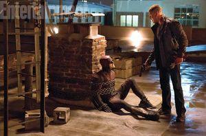 Jon Bernthal's Punisher in new image for Daredevil season 2