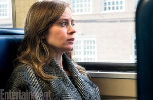 First image for 'The Girl on the Train' features Emily Blunt