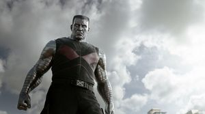 Colossus, played by Stefan Capicic