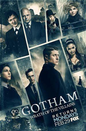 The Villains Have Risen in New Teaser Art for Gotham