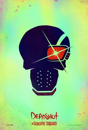 Deadshot character poster