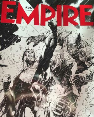 Upcoming Empire Magazine Cover Revealed