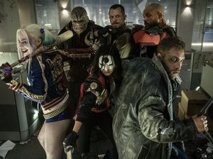 The Suicide Squad is ready for action in new image