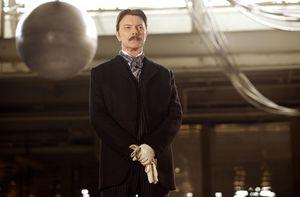 David Bowie as Nikolaj Tesla in The Prestige