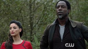 Source: CW The 100