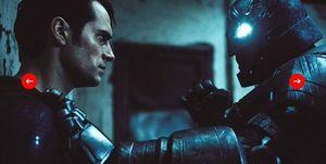 Superman & Armored Batman Hi-Res