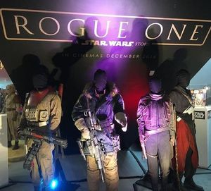 Rogue One: A Star Wars Story Costume Tease has Surfaced