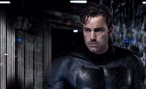 Somber Bruce Wayne - Batman without the Cowl