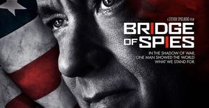 Bridge of Spies, Starring Tom Hanks