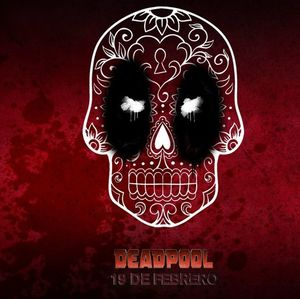 The best poster yet for Deadpool comes to us from Spain