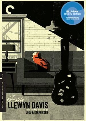 Inside Llewyn Davis Gets a Criterion Collection Release, Ava