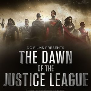 Our first (animated) glimpse at the 'Justice League' roster,