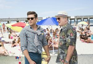Zac Efron and Robert De Niro in