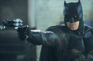 Ben Affleck as Batman in new image