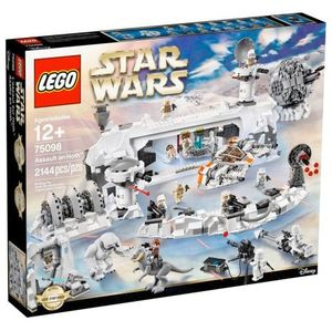 For all you LEGO (or Star Wars) fans, this Hoth set is the p
