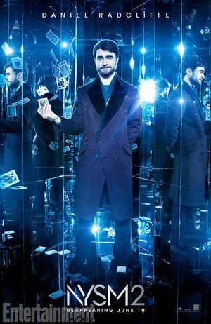 Daniel Radcliffe character poster