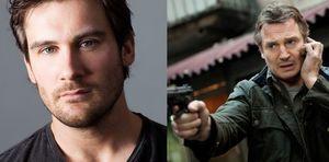 Actor for Taken TV Series cast.