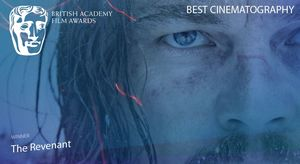 The Revenant Wins Best Cinematography