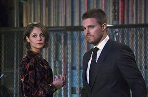 Thea Queen & Oliver Queen