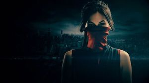 Elektra features in new Daredevil promo poster