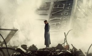War comes to Metropolis in Batman v Superman teaser image