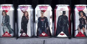 Dr. Pepper gets in on the action for Batman v Superman: Dawn