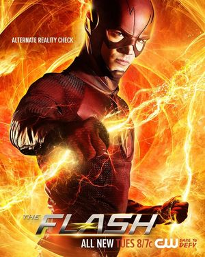 Alternate Reality Check Poster Released for The Flash