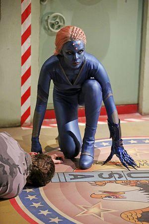 Laura Vandervoort as Indigo - Supergirl