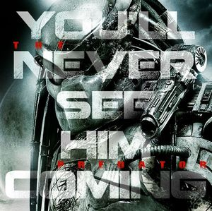 Predator sequel officially titled 'The Predator'; first post