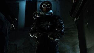 Mr. Freeze in Gotham