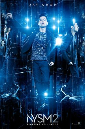 Jay Chou character poster
