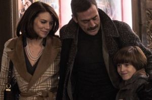 Martha and Thomas Wayne first look Batman v Superman: Dawn o