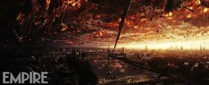 Independence Day Image Shows a Devastated London