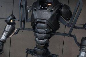 Batman's armour