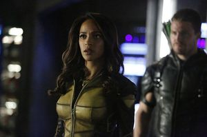 Vixen and Green Arrow