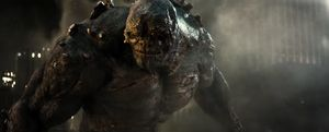 Doomsday in Batman v Superman
