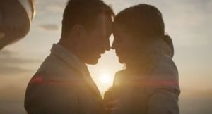 Michael Fassbender and Alicia Vikander in