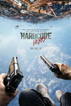 Hardcore Henry poster - trailer dropping Wednesday