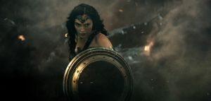 Wonder Woman in Batman v Superman: Dawn of Justice