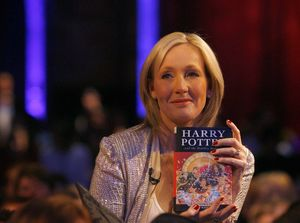 J.K. Rowling announces new series to lead into Fantastic Bea