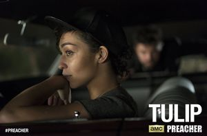 Ruth Negga as Jesse's ex-girlfriend, Tulip