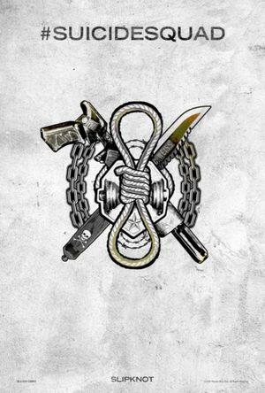 Harley Quinn Tattoo Parlor Poster
