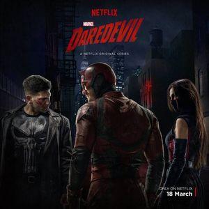 Daredevil season two promo