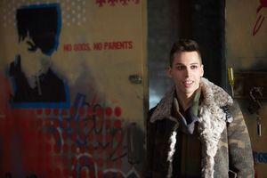 Jordan Gavaris as Felix