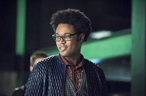Curtis Holt, future Mr. Terrific